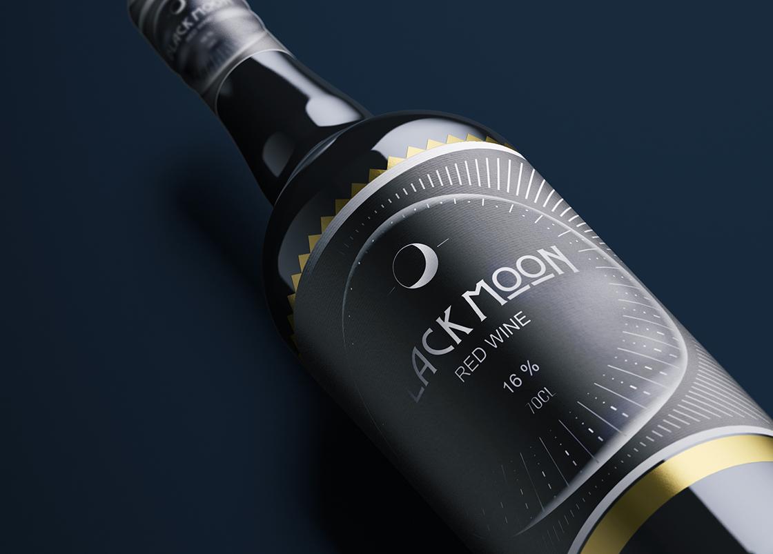 etykieta wino
