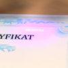 Certyfikat zabezpieczony, z hologramem i numeracją UV, Pakiet 50 sztuk #3