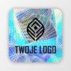Hologram zabezpieczający z logo, personalizowany, Holo Move, 20 x 20 mm #2