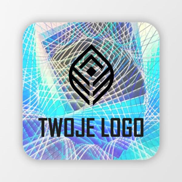 Hologram zabezpieczający z logo, personalizowany, Holo Move, 20 x 20 mm #1